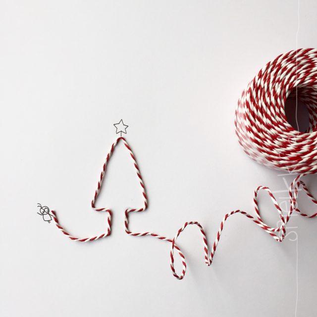 christmas stringing g+w